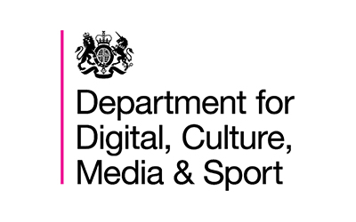 Department For Digital Culture Media & Sport