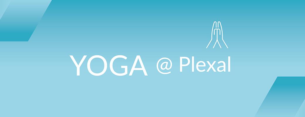 Yoga @ Plexal
