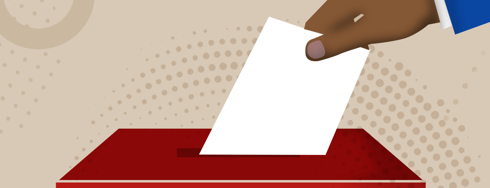 """""""It's about having a seat at the table"""": why Mete Coban wants you to register to vote on National Voter Registration Day"""