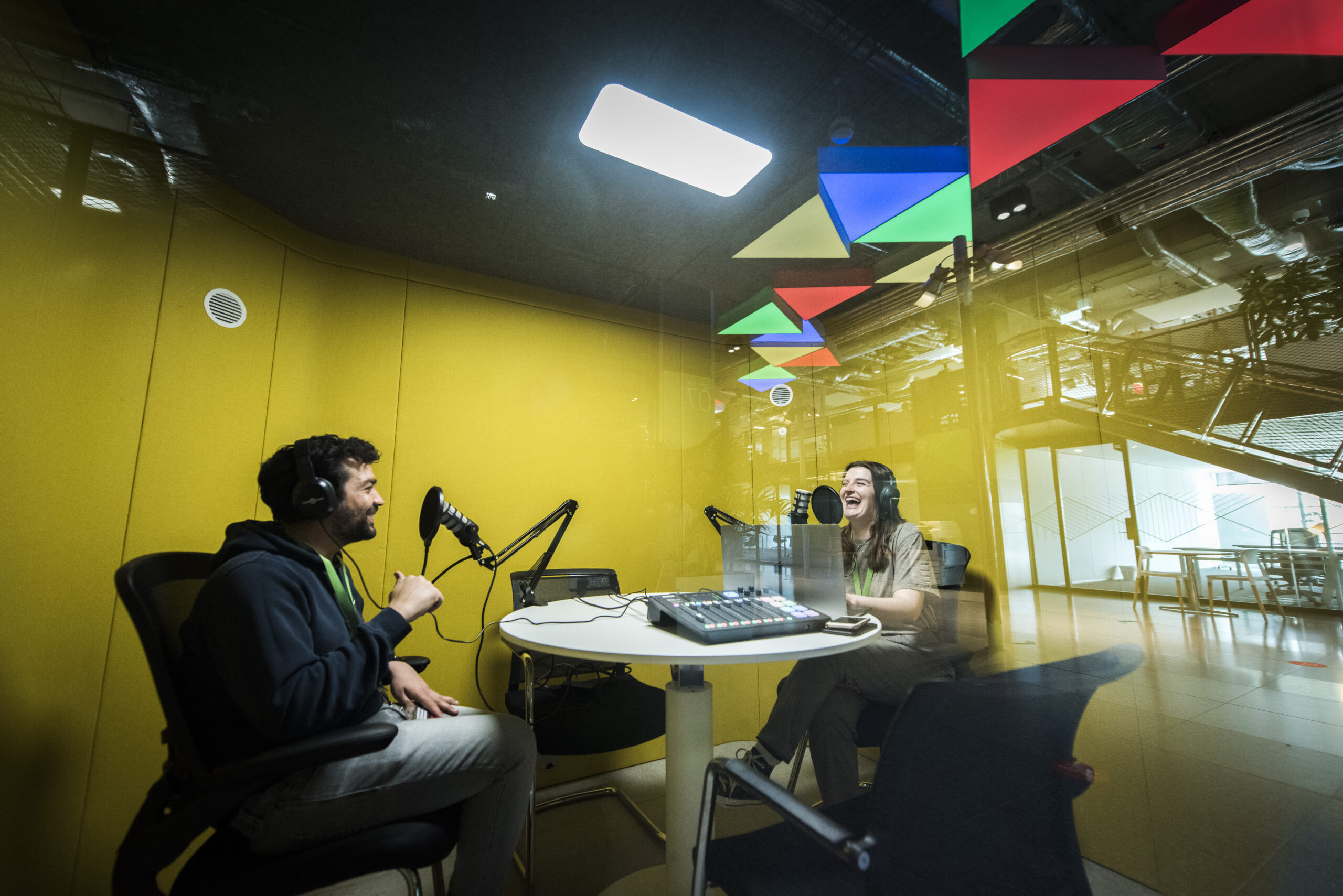 Plexal's guide to podcasts for startups